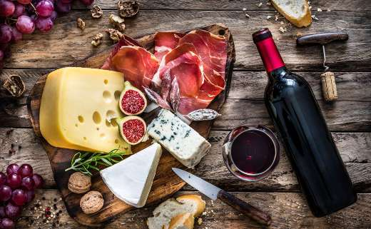 CYBER RATINGS, CHEESE & WINE EVENT
